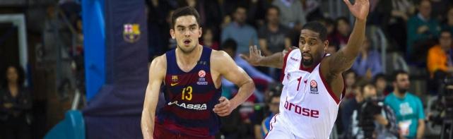 Brose Baskets müssen Niederlage gegen Barcelona einstecken