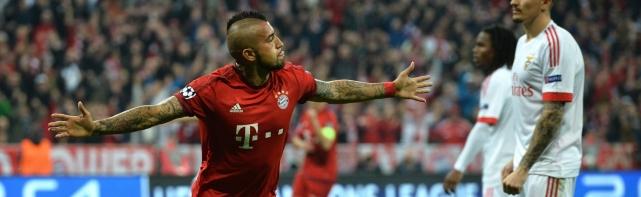 CL: Bayern erreicht zum fünften Mal in Folge das Halbfinale