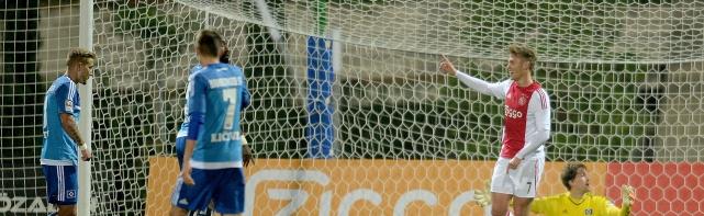 Mainz gegen Lüttich vor dem Abbruch – HSV unterliegt Ajax