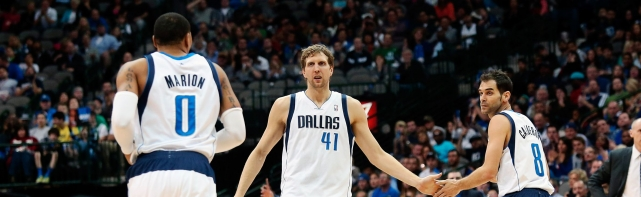 NBA: Spektakel in Dallas, Blamage für Phoenix