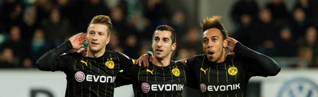 Top-Spiel steigt in Wolfsburg