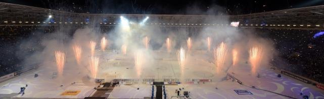 """""""Winter-Derby"""" sorgt für Zuschauerrekord"""