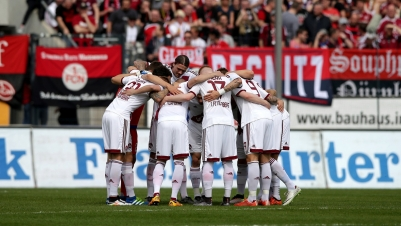 2. Bundesliga: Aufstiegskampf bleibt eng und spannend