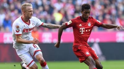 Köln verkauft sich teuer, aber Bayern machen weiteren Schritt zur Meisterschaft
