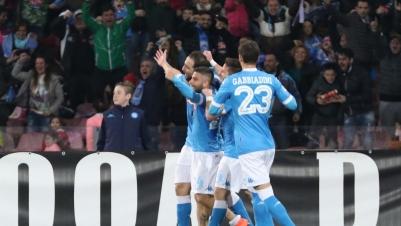 Neapel dreht das Spiel – Higuain trifft weiter unermüdlich