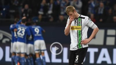 Schalke siegt kurios und behält die Champions League in Reichweite